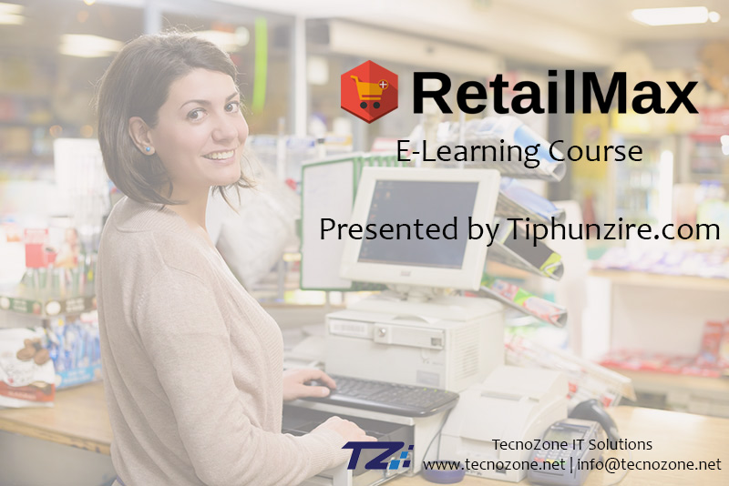 RetailMax E-Learning Course