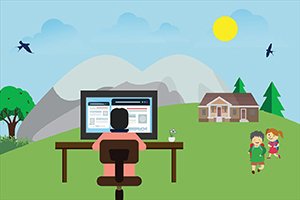 Working Remotely - Safety Tips and Tricks